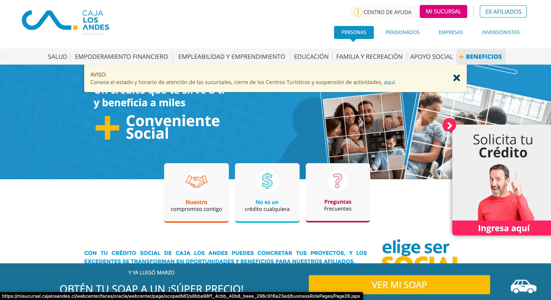 Crédito Social - Préstamos hasta $6 000 000