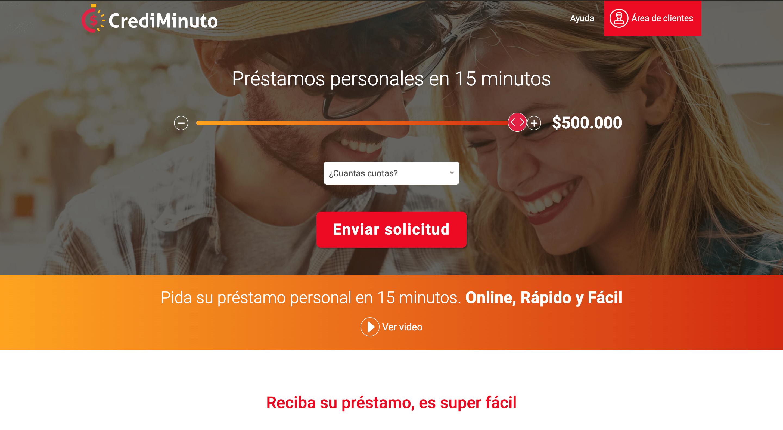 CrediMinuto - Préstamo de hasta $500 000