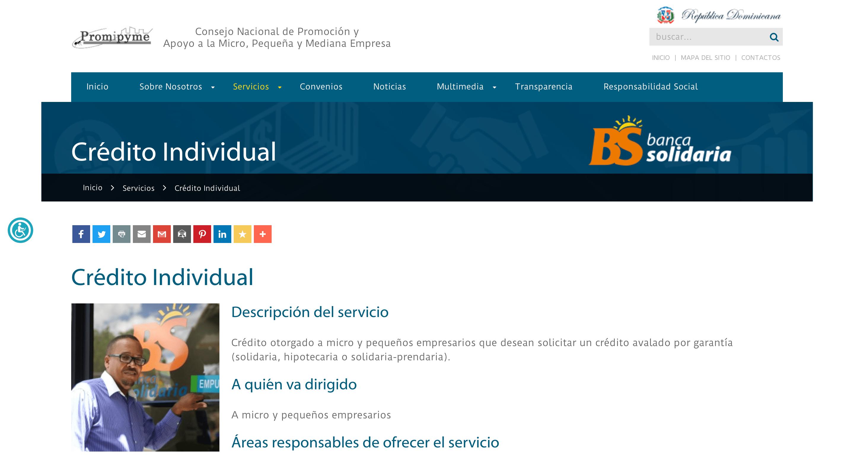 Banca Solidaria - De hasta RD$200 000