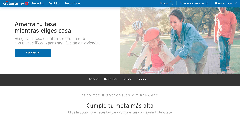 Citibanamex - Hipoteca