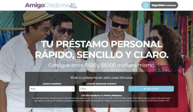AmigoCredi - De hasta $6 000