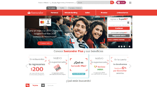 Banco Santander - Hipoteca
