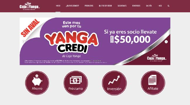 Caya Yanga - Préstamos hasta $300 000