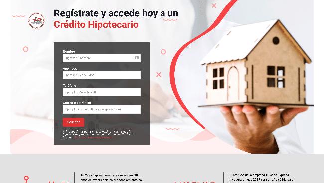 Tu Casa Express hipoteca