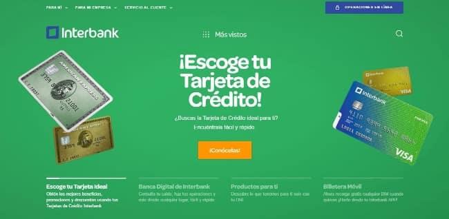 Interbank – Préstamo de hasta S/100 000