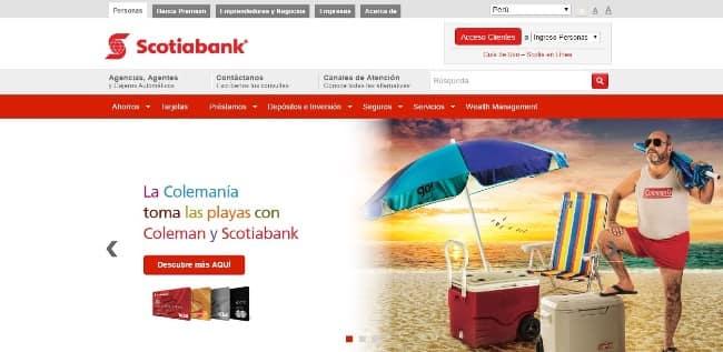 Scotiabank – Préstamo de hasta S/150 000