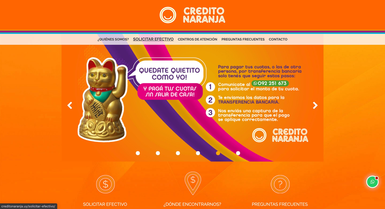 Credito Naranja - Préstamo de hasta $200 000